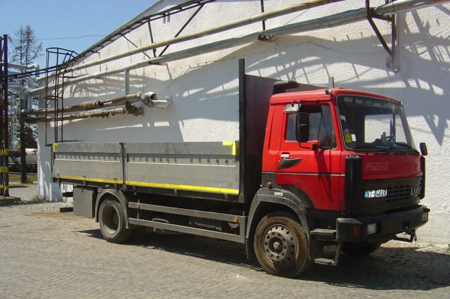 BHGL valník LIAZ na prevoz paletového tovaru