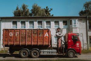 BHGL nosič s hydraulickou rukou na prepravu ťažkého materiálu