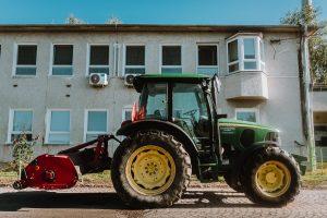 BHGL John Deere 5720 prenájom traktora