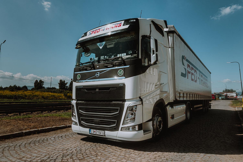 BHGL medzinárodná kamiónová preprava Vranov