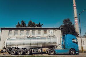 Volvo FH VTA3T - LAG ( ADR cisterna )