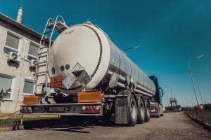 Volvo FH VTA3T s ADR cisternou